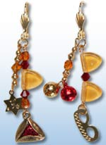Purim Earrings 1